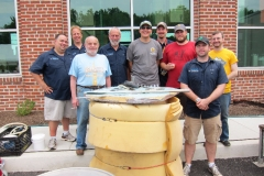 Barrel Brew Championship 2014 - Brew Day