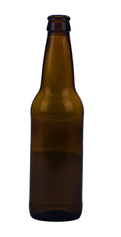 12 oz Amber Beer: Bottle 24/case (1)