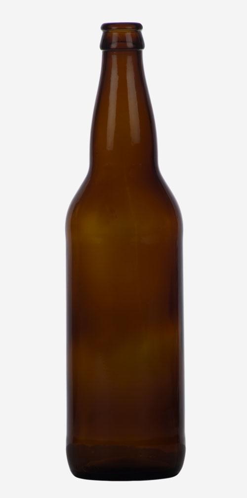 22 oz Amber Beer: Bottle12/case (1)