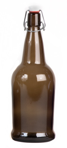 32 oz EZ Amber: Bottle 12/case (1)