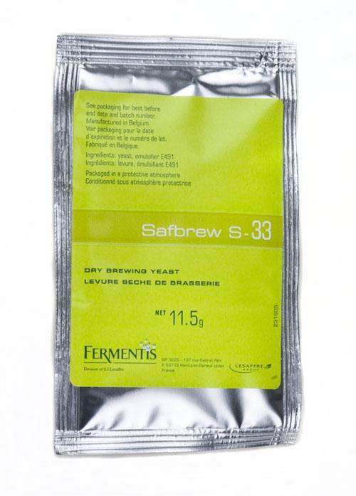 Safale S-33: Edme strain (1)