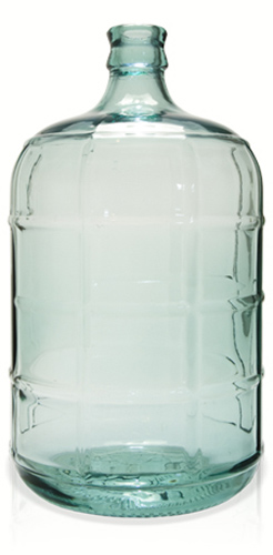 3 Gallon Glass :Carboy (1)
