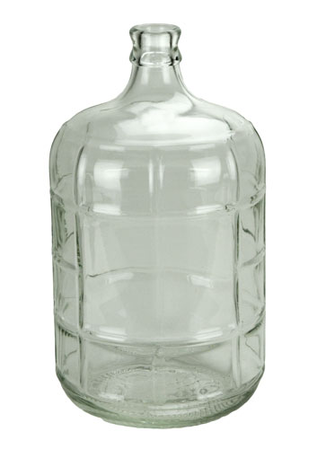 6 Gallon Glass: Carboy (1)