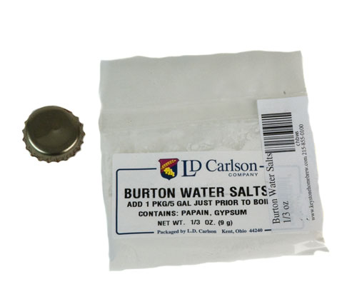 Burton Water Salts: 1/3 oz (1)