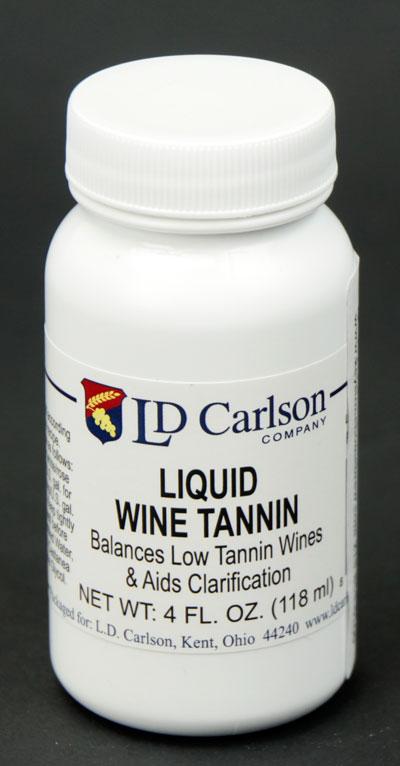 Liquid Wine Tannin: 4 oz pkg (1)