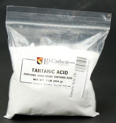 Tartaric Acid 1lb (1)