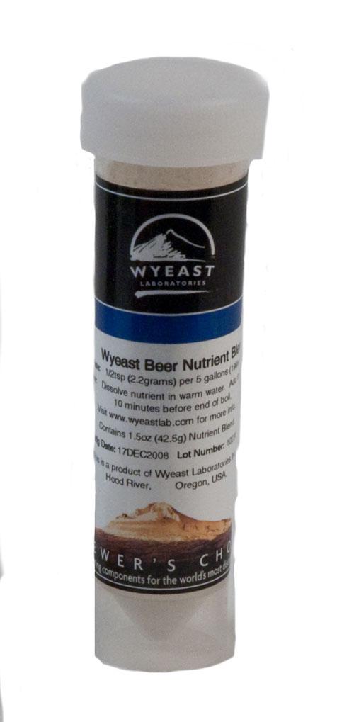 Wyeast Nutrient: 1.5 oz. (1)