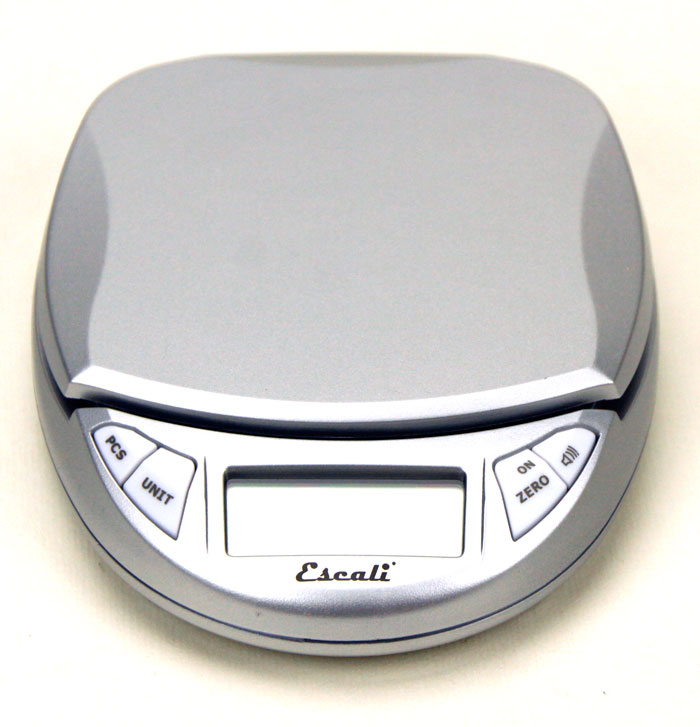 Escali Pico:Digital Scale 11 lb (1)