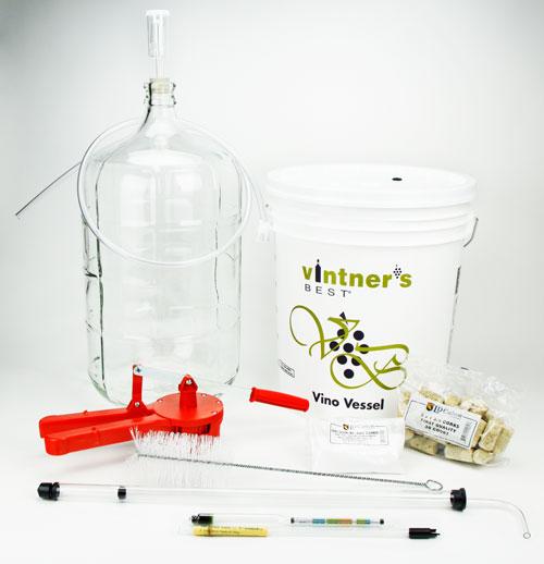 Vintners Best: Wine Equipment Kit (1)