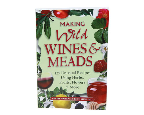 Making Wild Wine And Mead (1)