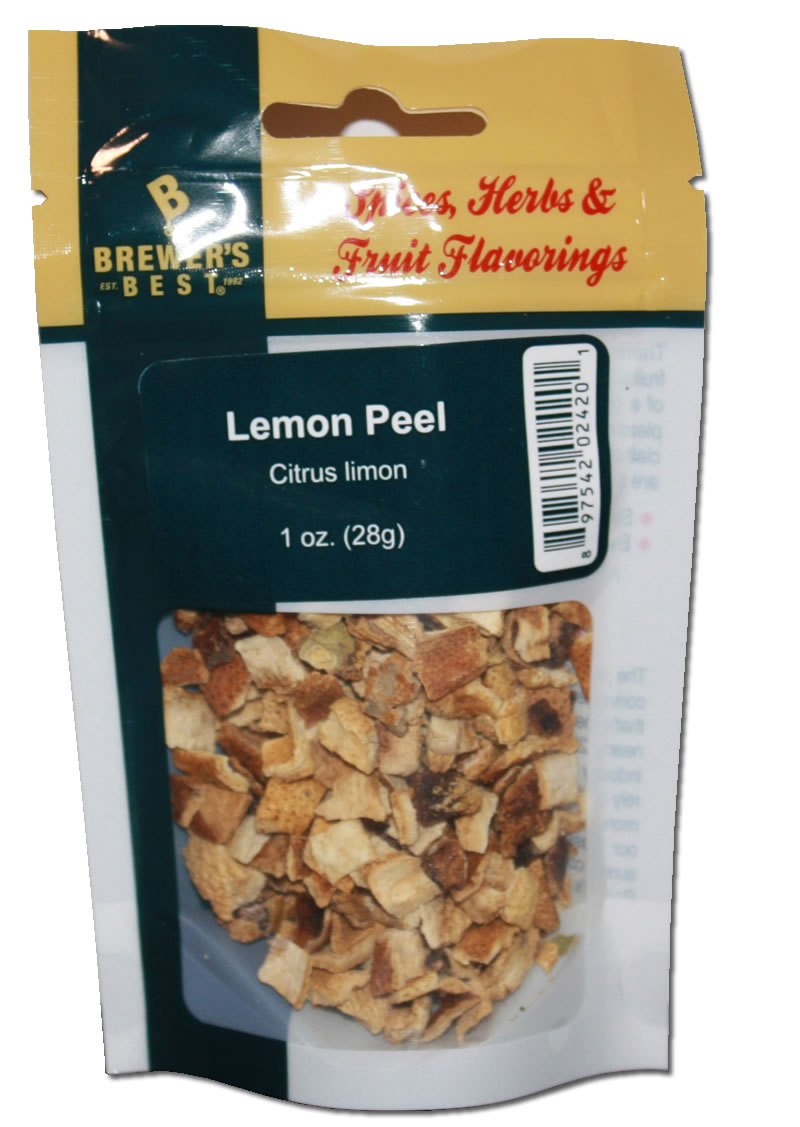 Lemon Peel 1oz (1)