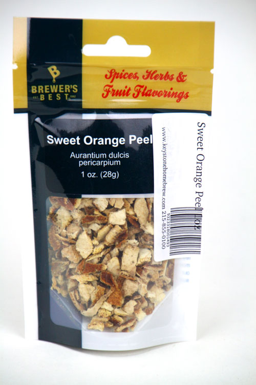 Sweet Orange Peel 1oz (1)
