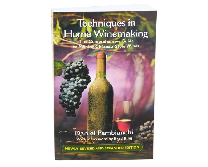 Techniques In :Home Winemaking (1)