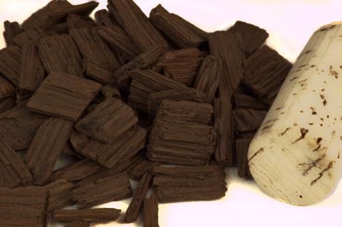 American Oak: Chips 4oz. med+ (1)