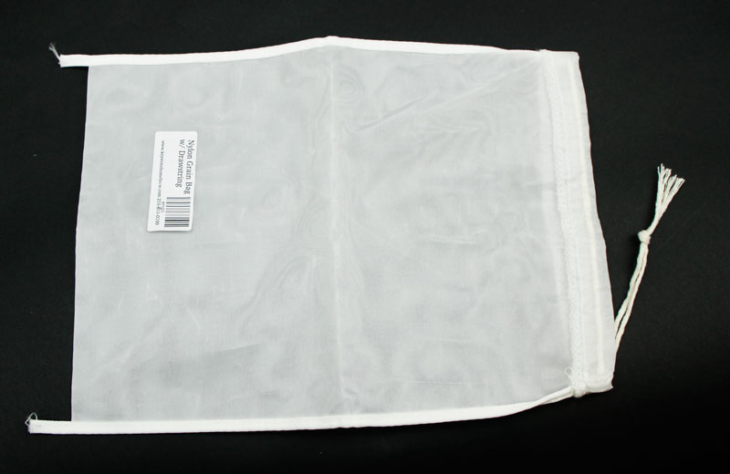 Nylon Grain Bag: w/ Drawstring (1)
