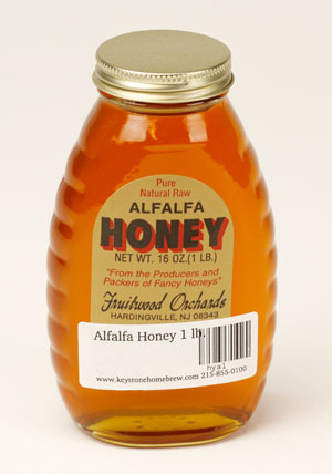 Alfalfa Honey 1 lb. (1)