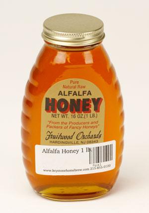 Alfalfa Honey 1 lb. (1)