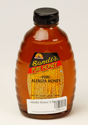 Alfalfa Honey 2 lbs. (1)