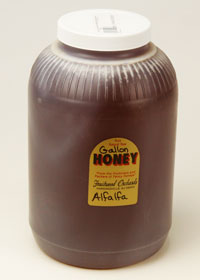 Alfalfa Honey 1 Gal. (1)
