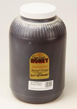NJ Wildflower: Honey Gallon (1)