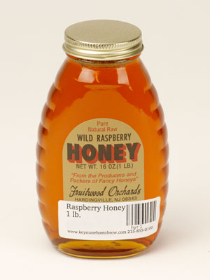 Raspberry Honey: 1 lb. (1)