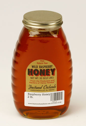 Raspberry Honey: 2 lb. (1)