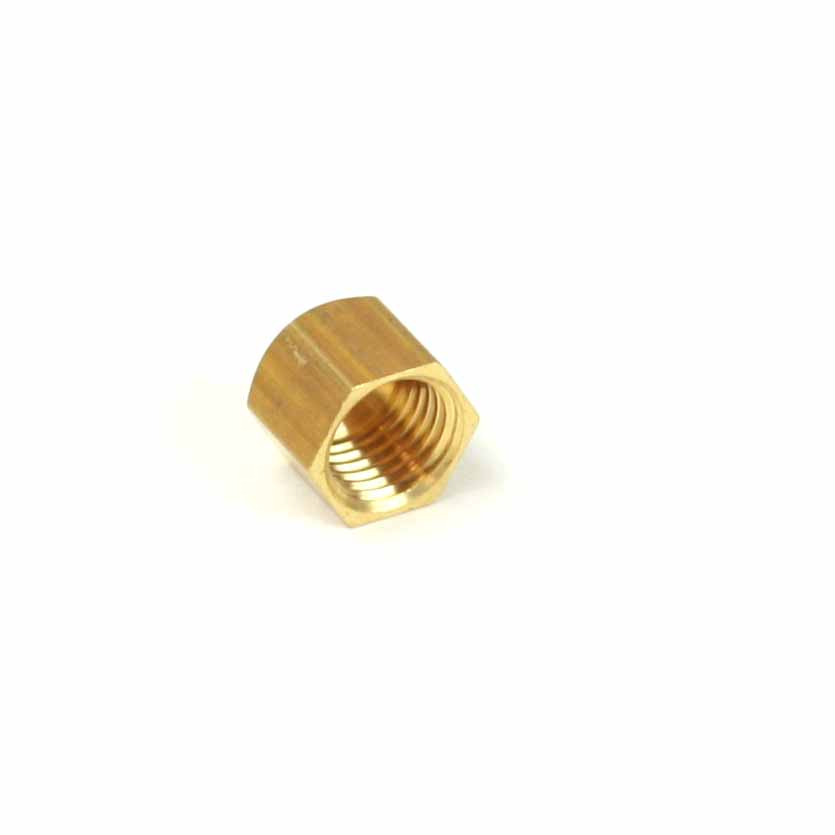 Brass cap for Manifold (1)