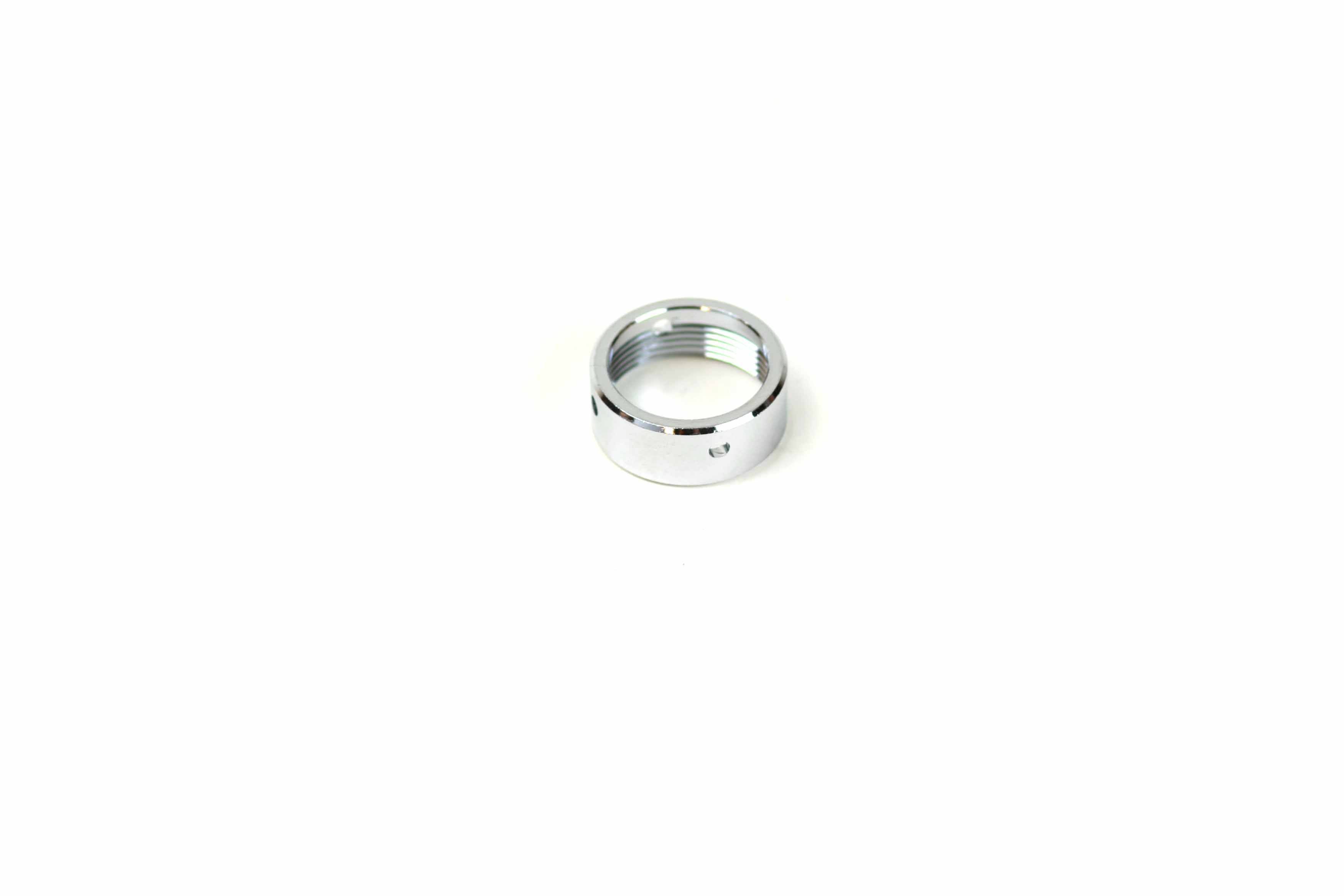Coupling Nuts: Chrome (1)