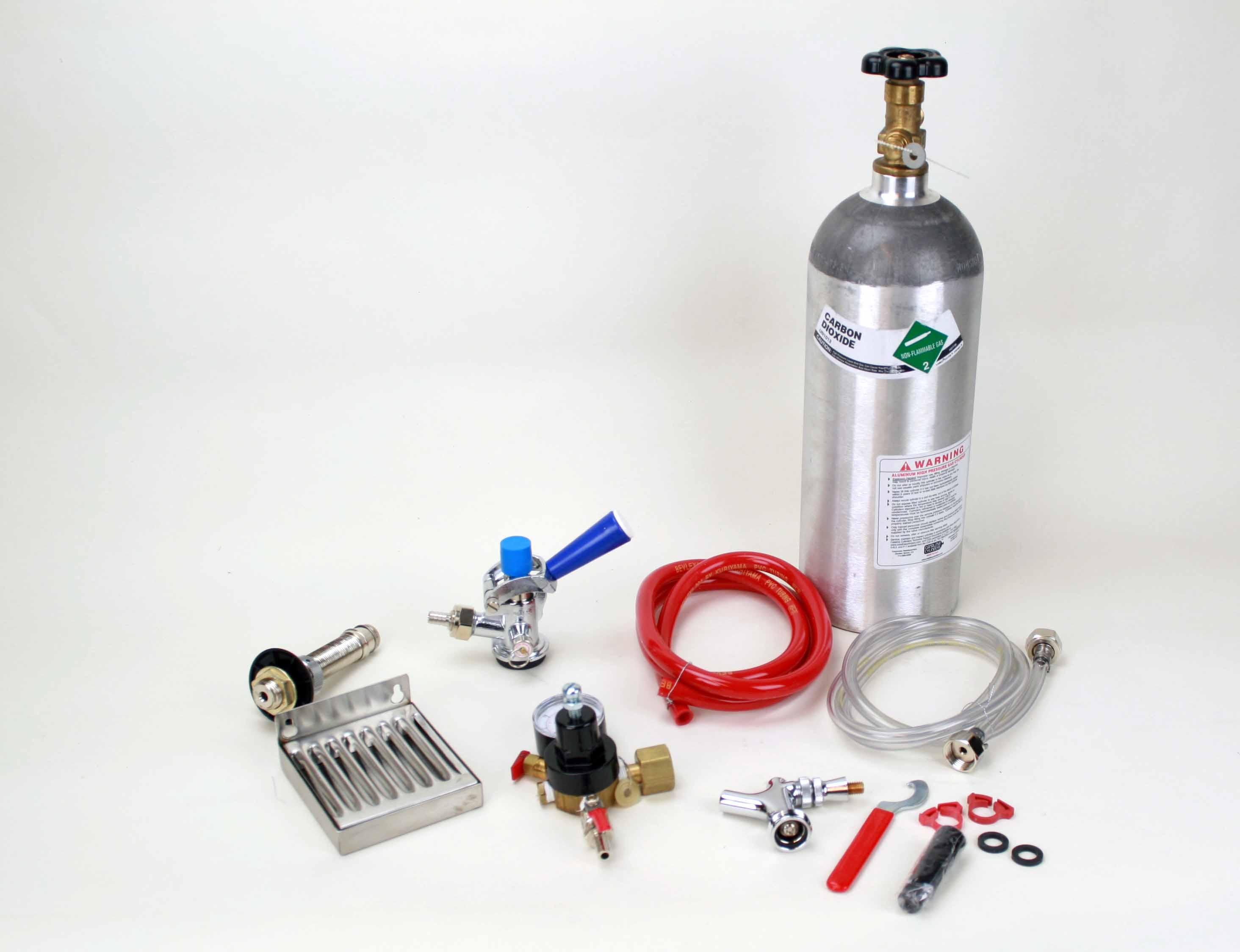 Conversion Kit:w/ CO2 tank (1)