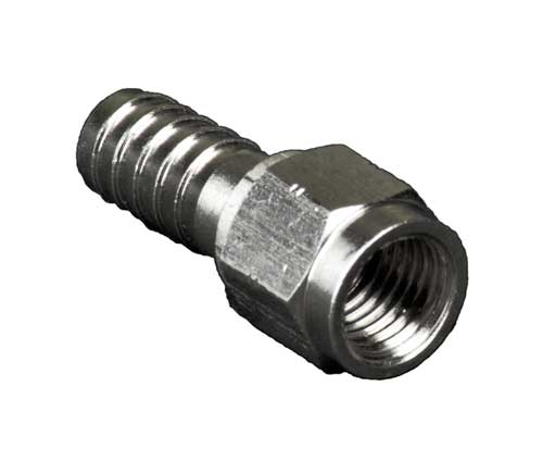 Nut & Stem one piec: 3/8 X 1/4 MFL (1)