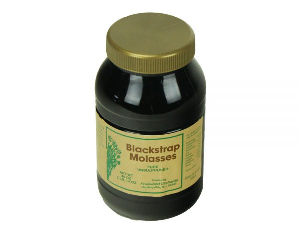 Molasses: Blackstrap Quart (1)