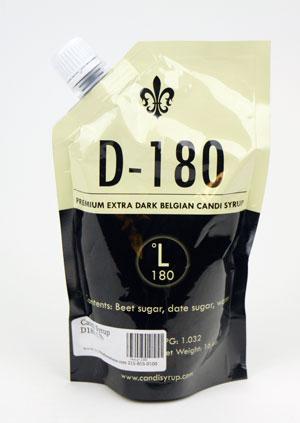 Candi Syrup: D180 1 lb (1)
