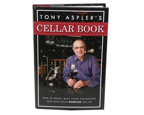 Tony Aspler's: Cellar Book (1)
