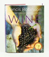 Oxford Companion to: Wine (1)