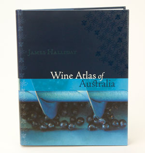 Wine Atlas of: Australia Halliday (1)
