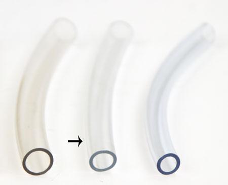 Tubing -clear 3/8 X 1/2 (1)