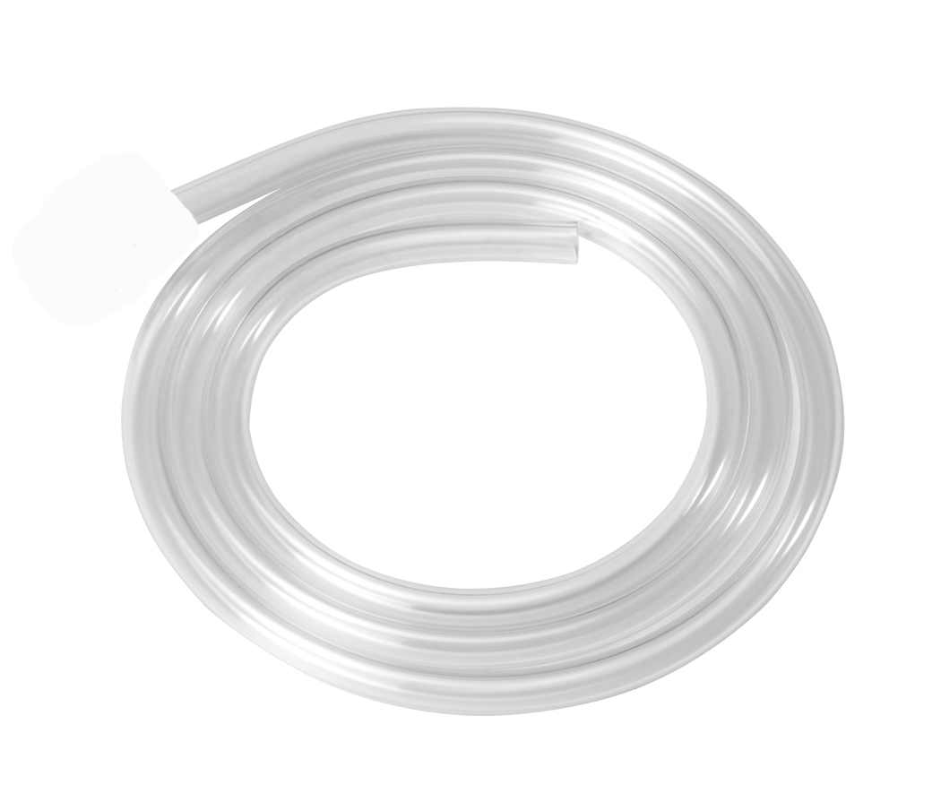 Tubing Clear Vinyl: 7/16 ID ft (1)