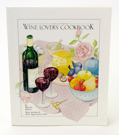 Wine Lovers' :Cookbook Herbert (1)