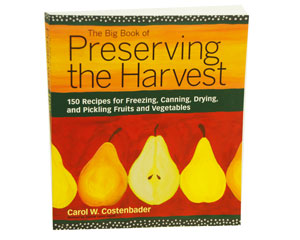 The Big Book of:Preserving the Harvest (1)