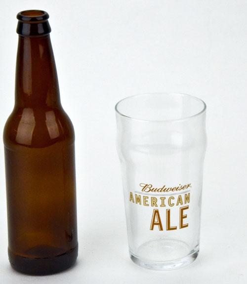 Bud American: Ale Pint (1)