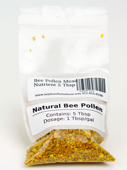 Bee Pollen Mead: Nutrient 5 Tbsp (1)