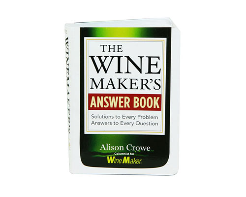 Wine Makers: Answer Book (1)