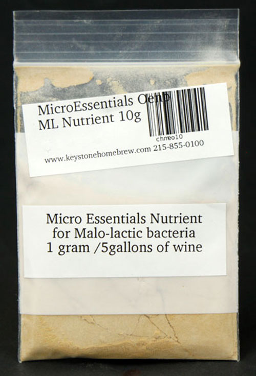 MicroEssentials Oeno:ML Nutrient 10g (1)