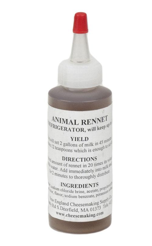 Liquid Rennet : Animal (1)