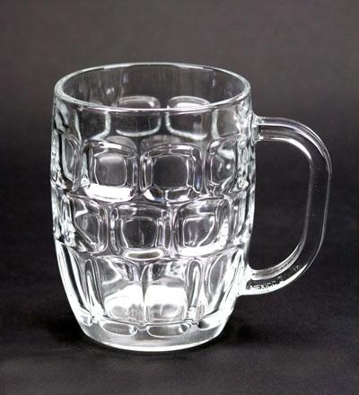 19.25 oz. Dimple Mug: Brittania (1)