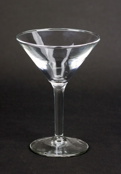 6 oz. Citation :Cocktail Martini (1)