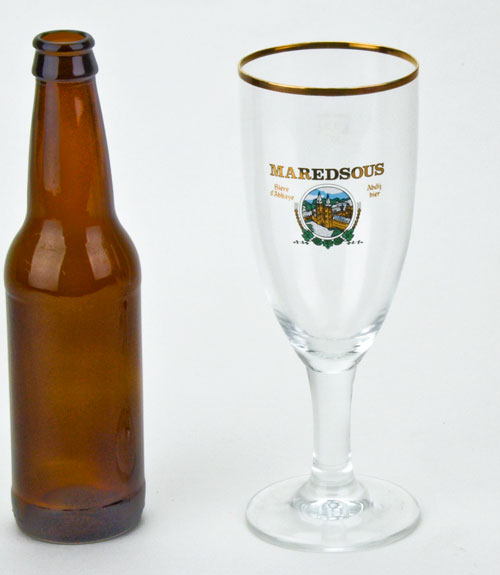 Maredsous glass .3l (1)