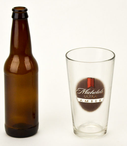Michelob Amber :Pint Glass (1)
