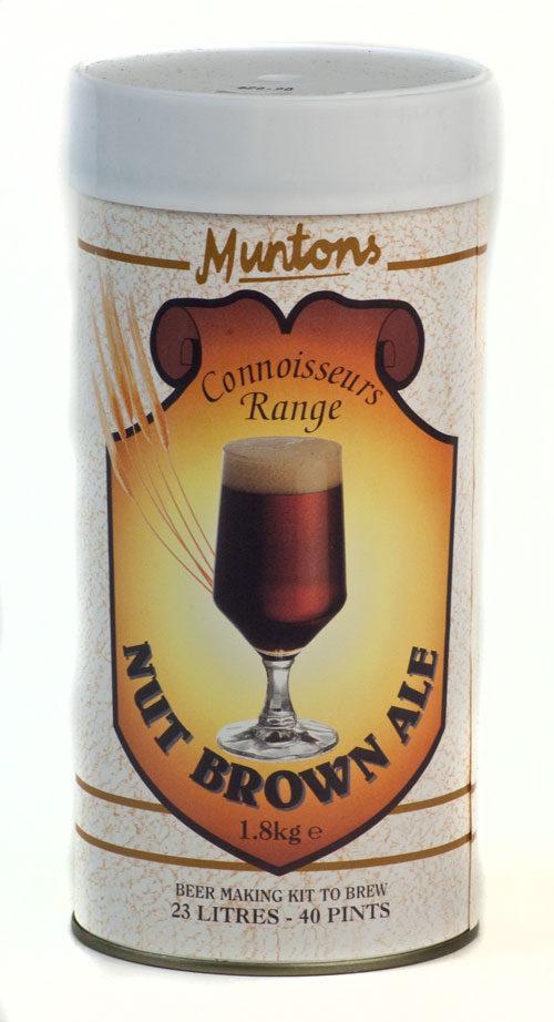 Muntons Nut Brown Ale 4# (1)