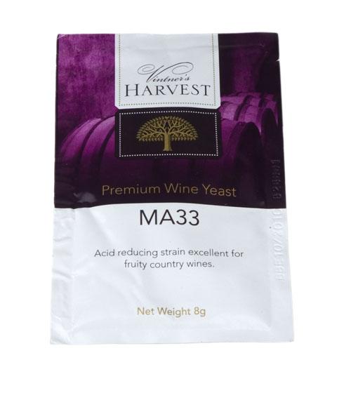 Vintner's Harvest:Wine Yeast MA33 (1)